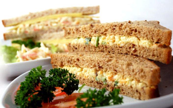 Real Wrap Company - Food Photography Simon Web Design