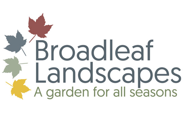 Logo Design Broadleaf Landscapes