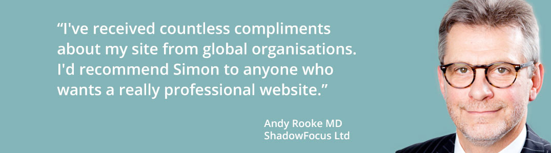 Andy Rook Shadow Focus Consultancy