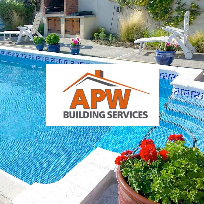 Web Design for APW Building Services