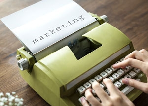 Copy writing & content creation services