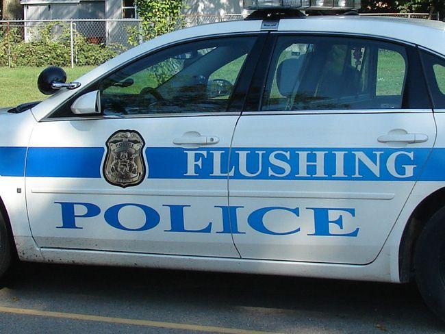 Flushing police