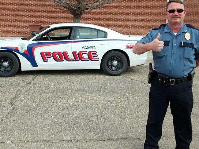 Hooker Police