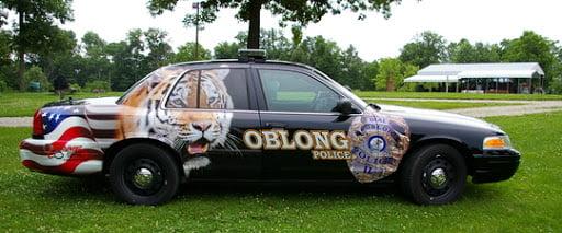 Oblong police